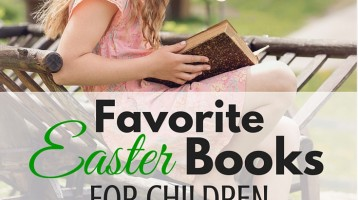 Easter Books (What to Read Link Up)