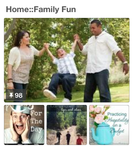 Family Fun on Pinterest