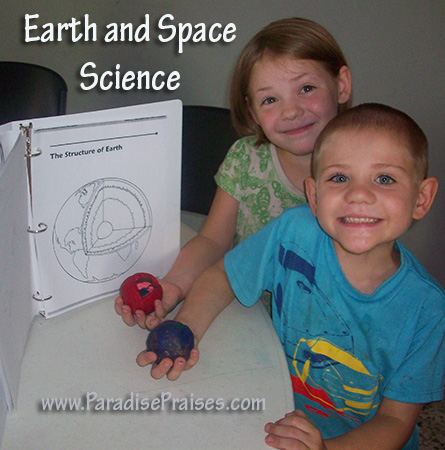 Earth and Space Science www.ParadisePraises.com