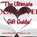 The Ultimate Book Lover Gift Guide www.ParadisePraises.com