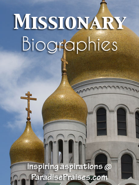 Missionary Biographies (What to Read Link Up)