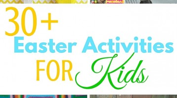 30+ Easter Activities for Kids