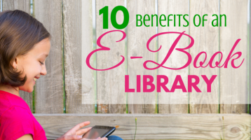 What are the Benefits of an an Ebook Library?