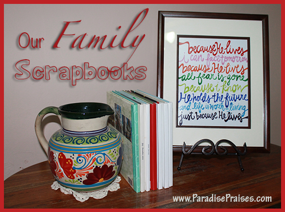 How to Make a Family Scrapbook