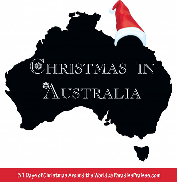 christmas for children in australia