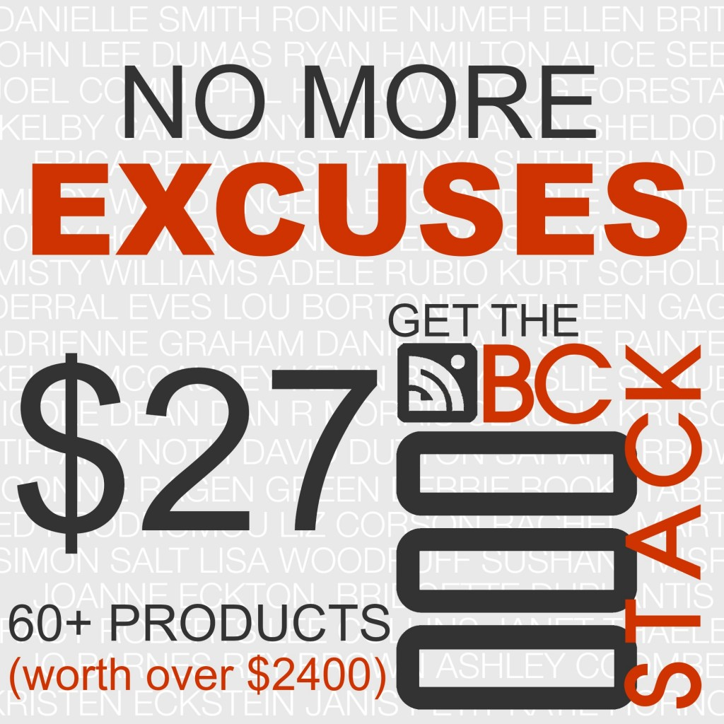 BC STACK  grow your business with $2400 worth of training resources for just $27 12/1-12/4
