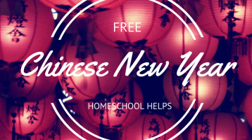 Free Homeschool Helps (Chinese New Year)