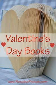 What to Read: Valentines Books via ParadisePraises.com