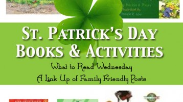St. Patrick's Day (What to Read Link Up)