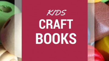 Kids Craft Books (What to Read Link Up)