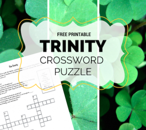 free printable trinity crossword puzzle at paradisepraises.com/free-printable-trinity-crossword-puzzle/