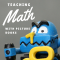Teaching Math with Picture Books and a link up at ParadisePraises.com