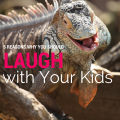 5 Reasons Why You Should Laugh With Your Kids via ParadisePraises.com
