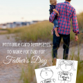 Father's Day Card Templates via paradisepraises.com