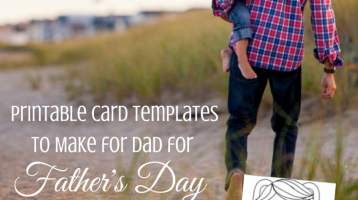 Free Father's Day Card Template