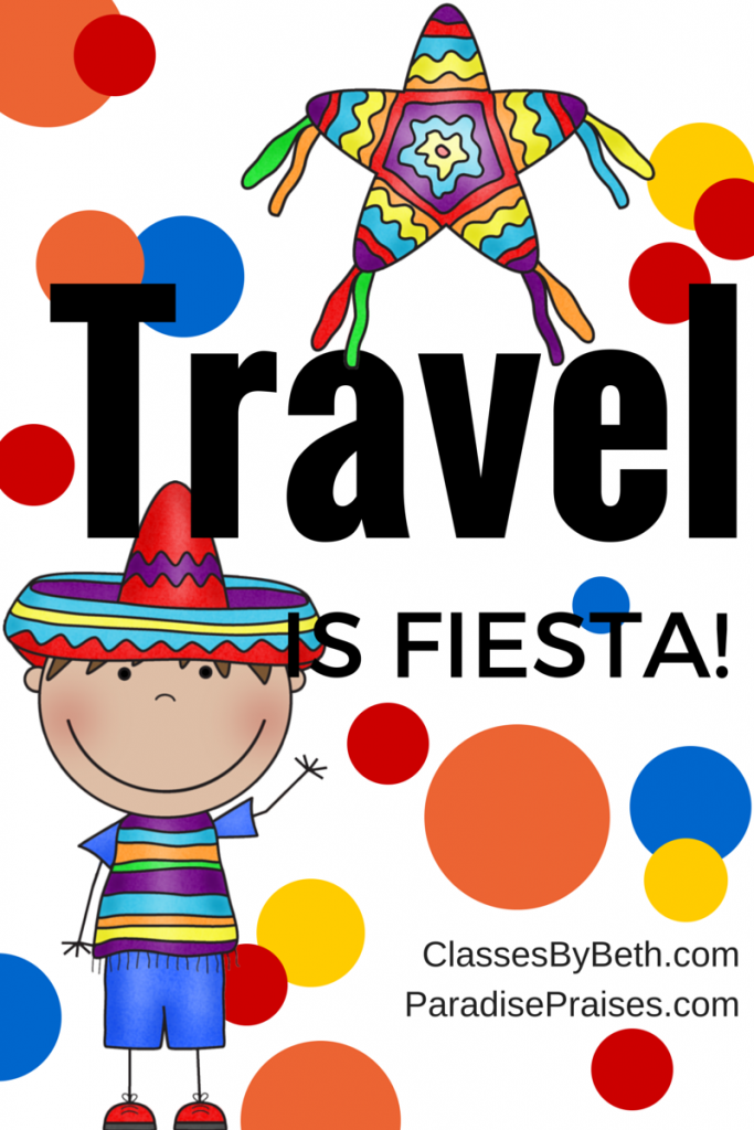 travel is fiesta
