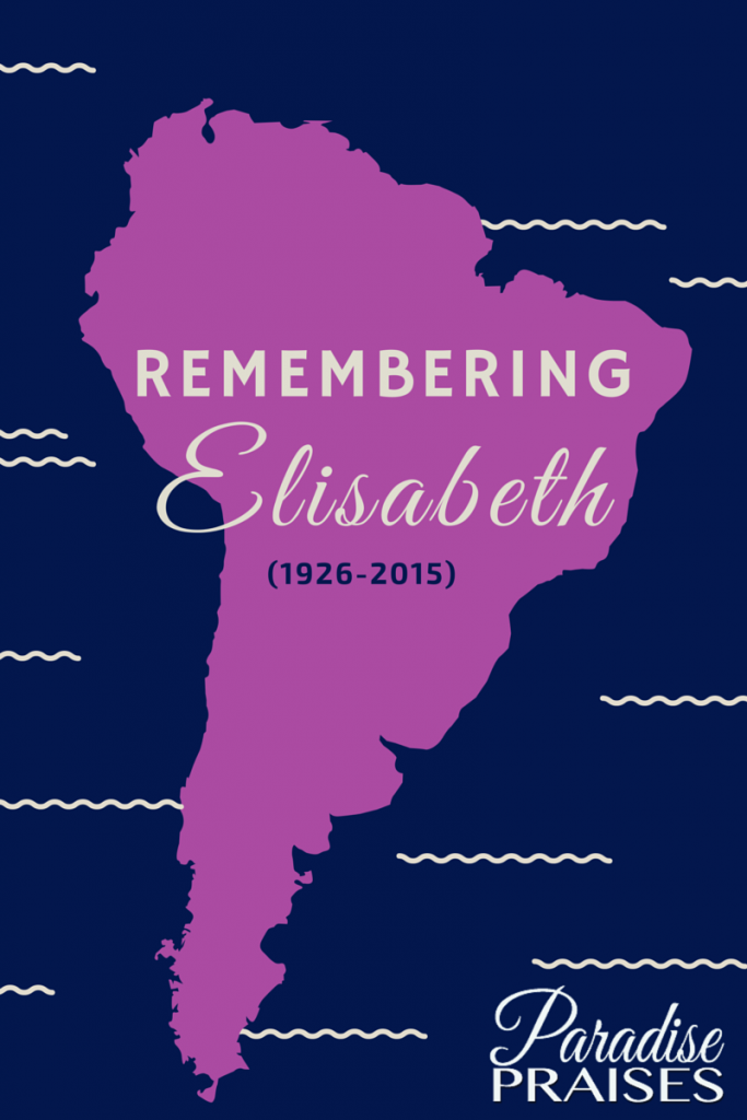 elisabeth elliot: a tribute to her life and legacy paradisepraises.com