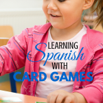 Learning Spanish with Card Games via ParadisePraises.com