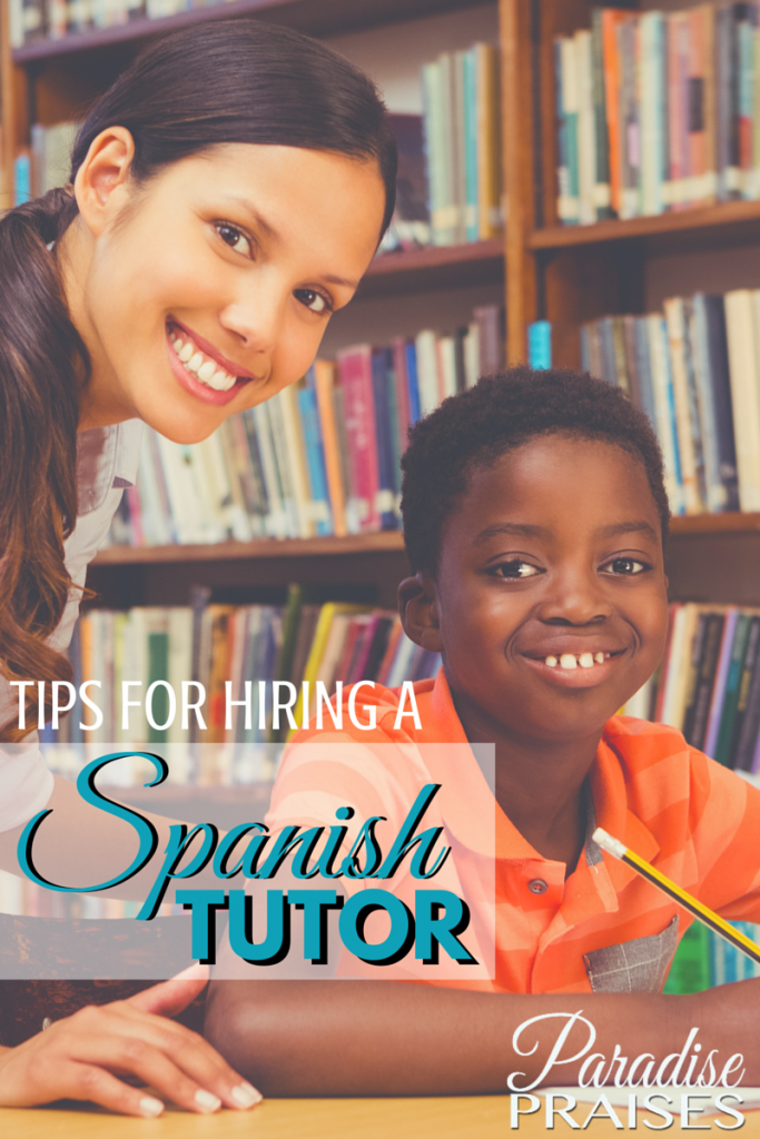 how to become an spanish tutor