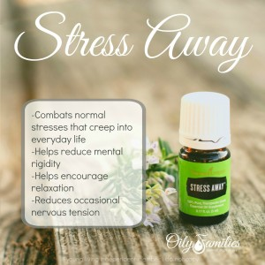 Stressaway for your daily essential oil routine via paradisepraises.com