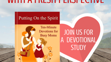 Putting On the Spirit: Book Study