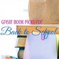 back to school books for parents and kids (and a link up) at ParadisePraises.com