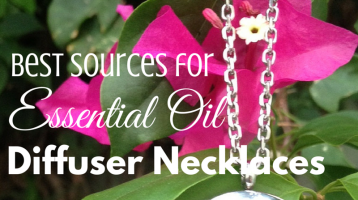 Where to Find Oil Diffuser Necklaces