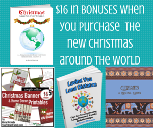 $16 in BONUSES when you purchase #ChristmasATW