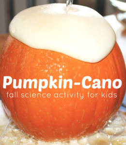 Pumpkin-Cano Science Activity