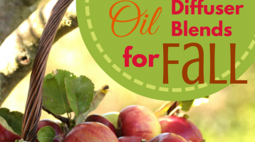 7 Favorite Essential Oil Diffuser Blends for Fall
