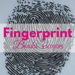 fingerprint books and activities via paradisepraises.com