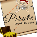 Free Printable Pirate Coloring Book via ParadisePraises.com