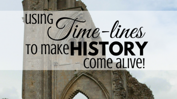 Using Time-Lines to Make History Come Alive