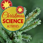 Christmas Science Activities via paradisepraises.com