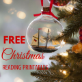 Free Christmas Reading Printables via ParadisePraises.com