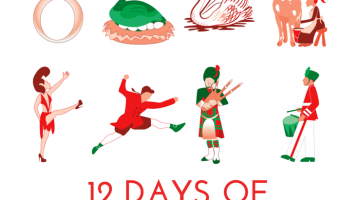 12 Days of Essential Oil Christmas