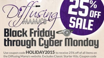 Diffusing Jewelry 25% off Sale!