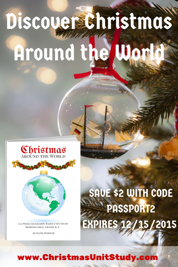 Discover Christmas Around the World at www.ChristmasUnitStudy.com