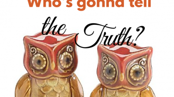 Tell the Truth, What to Read Wednesday at ParadisePraises.com