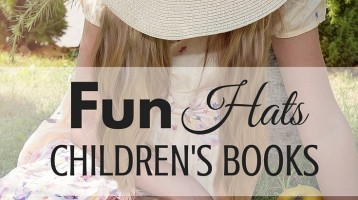 Fun Hat Books (What to Read Wednesday)