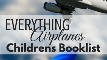 Everything Airplanes (What to Read Wednesday)
