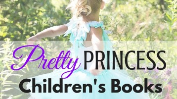 Pretty Princess Books (What to Read Wednesday)