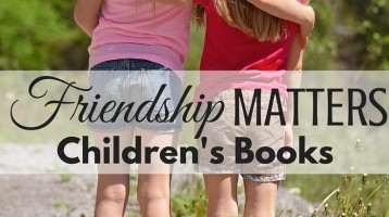 Friendship Matters (What to Read Wednesday)