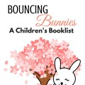 Learn all about bunnies with this fun and colorful children's booklist. What to Read Wednesday link-up. ParadisePraises.com