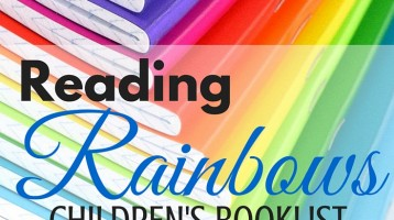 Reading Rainbows (What to Read Wednesday)