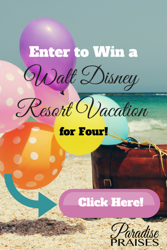 walt disney resort vacation