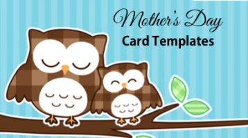 Free Mother's Day Card Template
