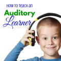 How to teach an auditory learner