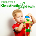 How to teach the kinesthetic learner