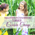 Cousin Camp ideas and activities via paradise praises.com
